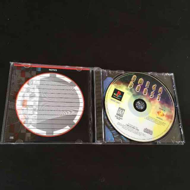 Omega Boost for ps1 - PlayStation Games (Like New) - Gameflip