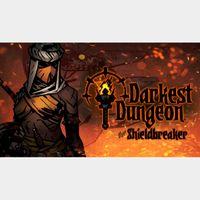 Darkest Dungeon Shieldbreaker DLC Steam key