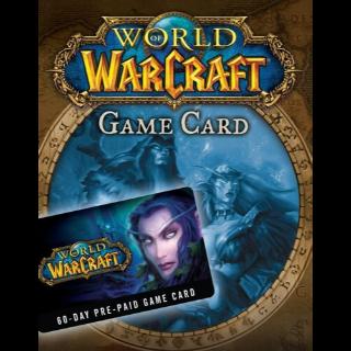 ⭐️Hot Sale⭐️World of Warcraft 60-days time card Battle.net Key EUROPE❤️