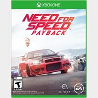 Need for Speed Payback - XBOX One [Digital Code]