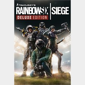 Tom Clancy's Rainbow Six® Siege Deluxe Edition UK XBOX ONLY