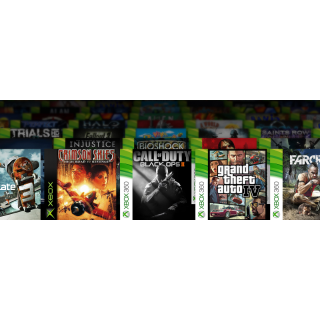 TONS OF XBOX GAMES / EPIC GAMES / PC ROCKSTAR / STEAM GAMES [Pick Any  / Comment Any]