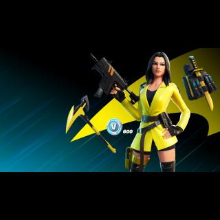 Code | Yellow Jacket FortniteXB