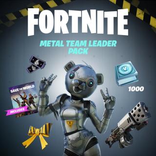 Code | Xbox Metal Team Leader