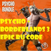 Psycho Bundle FortniteRU