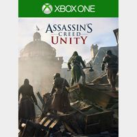 ASSASSIN'S CREED UNITY XBOX ONE - DIGITAL CODE GLOBAL