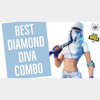 Code | Diamond Diva Fortnite XB