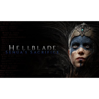Hellblade: Senua's Sacrifice - Instant Delivery