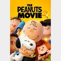 The Peanuts Movie HD Movies Anywhere