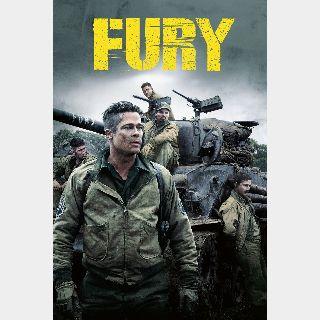 Fury SD Moviesanywhere