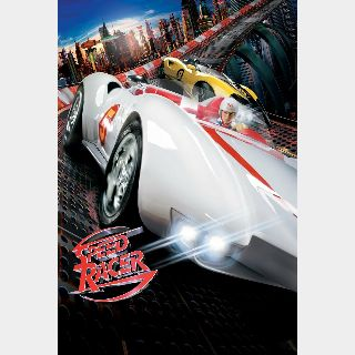 Speed Racer Moviesanywhere