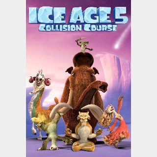 Ice Age: Collision Course Moviesanywhere