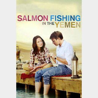 Salmon Fishing in the Yemen SD Moviesanywhere