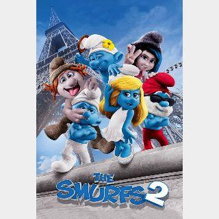 The Smurfs 2 SD Moviesanywhere
