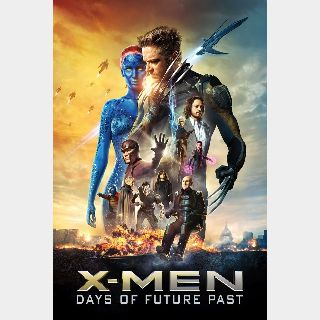 X-Men: Days of Future Past Moviesanywhere