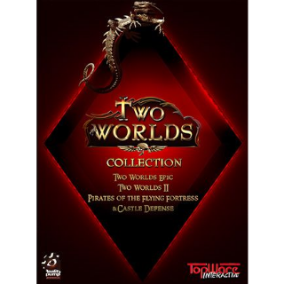 Two Worlds Collection PC Steam CD Key GLOBAL - instant delivery