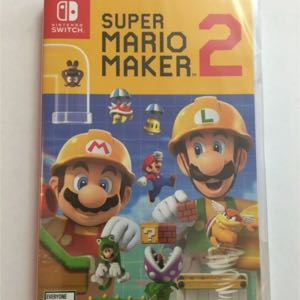 Super Mario maker 2 brand Neaw Sealed
