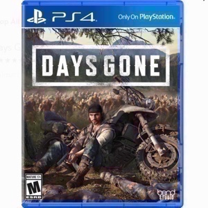 Days Gone (comes In Case With Cover)