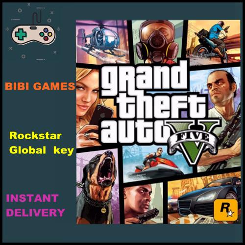 GRAND THEFT AUTO V (GTA5)/ ROCKSTAR DIGITAL