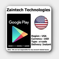 $10 Google Play US - (Instant Delivery)
