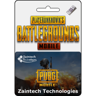 371 UC - Unknown Cash - PUBG Mobile (Within 24 Hours)
