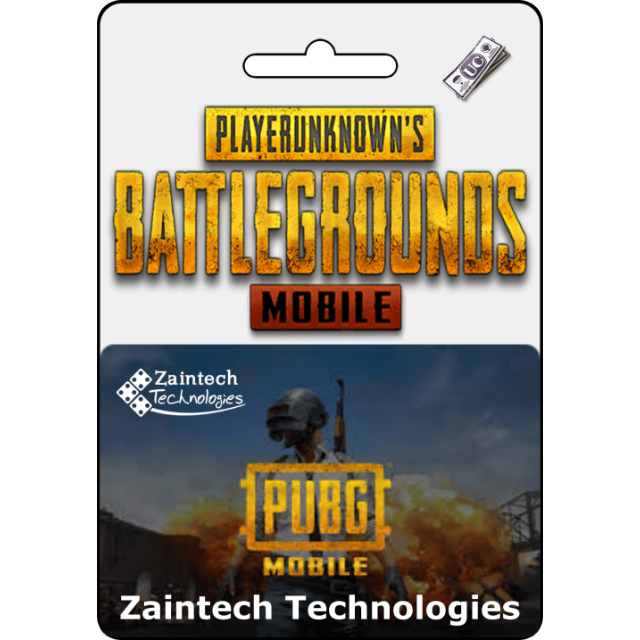 1610 UC - Unknown Cash - PUBG Mobile (Within 24 Hours) - Mobile