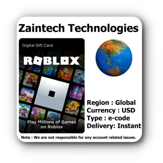 $10 Roblox Global - (Instant Delivery)