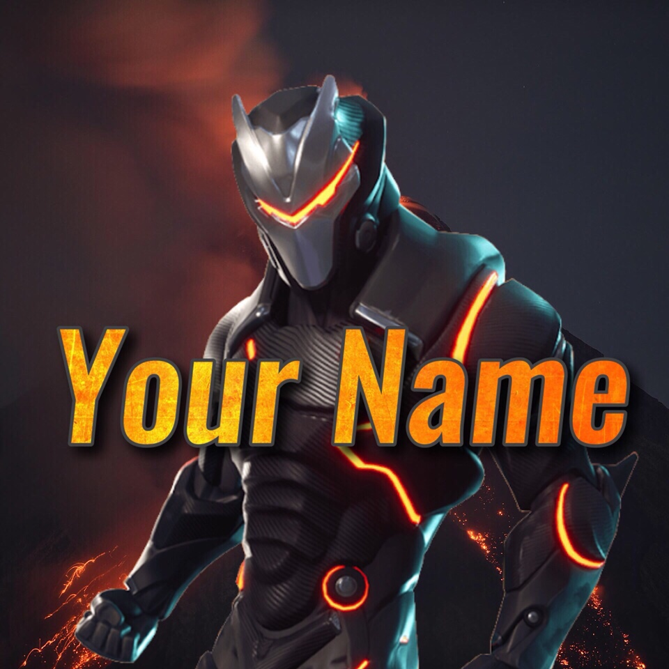 FULLY CUSTOMIZABLE FORTNITE PROFILE PIC/GAMERPIC - Other ...