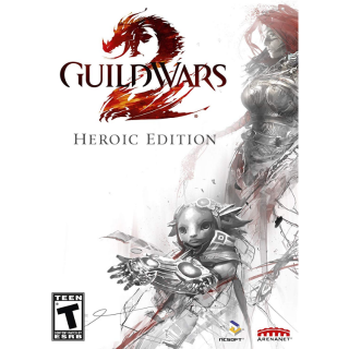 Guild Wars 2: Heroic Edition + Guild Wars 2: Toy Mini Eye DLC
