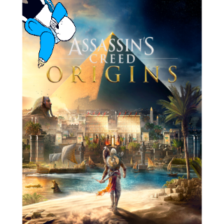 Assassin's Creed® Origins + SECOND STEAM GAME INCLUDED