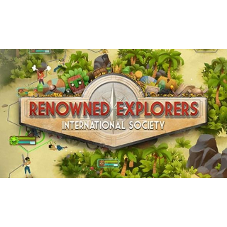 Renowned Explorers: International Society Steam Key Global (Instant Delivery)