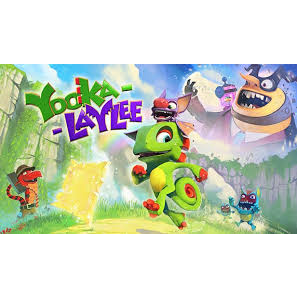 Yooka-Laylee Steam EU Key (Instant Delivery)