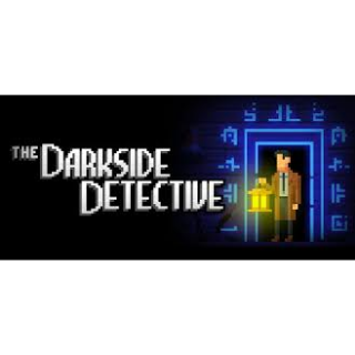 Darkside Detective Steam Key Global (Instant Delivery)