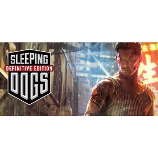Sleeping Dogs: Definitive Edition Steam Key Global (Instant Delivery)