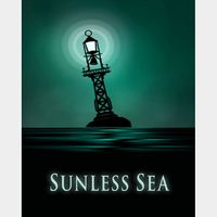 Sunless Sea Steam Key Global (Instant Delivery)