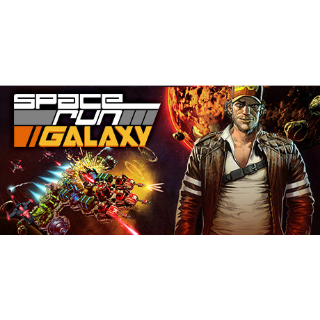 Space Run Galaxy Steam Key Global (Instant Delivery)