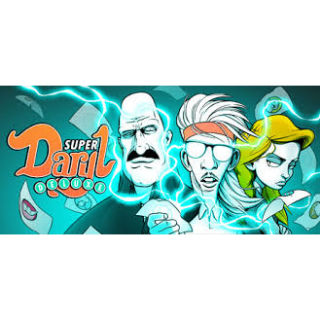 Super Daryl Deluxe Steam Key Global (Instant Delivery)
