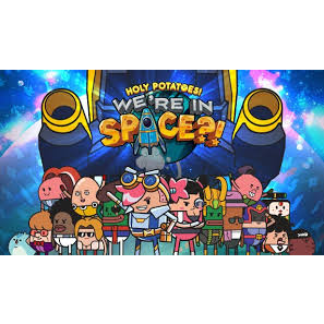 Holy Potatoes! We're in Space?! Steam Key Global (Instant Delivery)