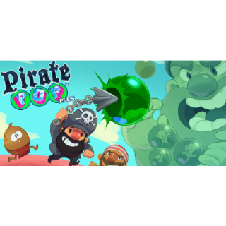 Pirate Pop Plus Steam Key Global (Instant Delivery)