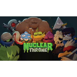 Nuclear Throne Steam Key Global (Instant Delivery)