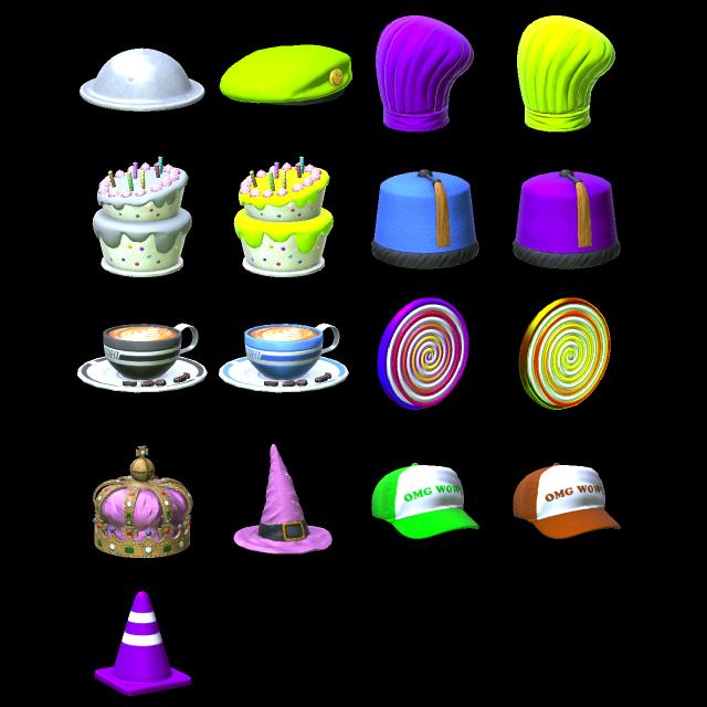 Bundle   Pick 3 Painted Items - In-Game Items - Gameflip