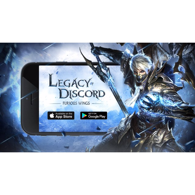 Legacy of Discord – Furious Wings Gift Key (Android/iOS) (x2 Keys) - Other  Gift Cards - Gameflip