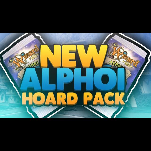 Wizard101 Alphoi Hoard Pack Other Gift Cards Gameflip