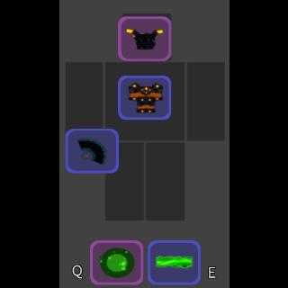 Bundle | Infernal Tank gear