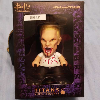Spike action figure (Buffy The Vampire Slayer)
