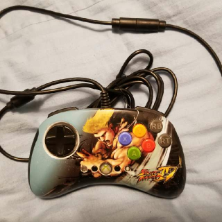 Wired Controller (FightPad) for Xbox 360
