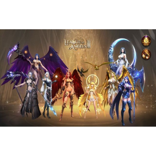 League of Angels III – Starter Pack