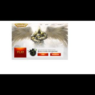 Heroes Journey - Level 6 Starter Pack
