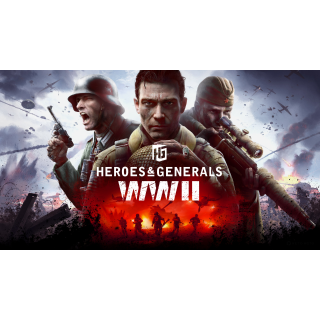 Heroes and Generals – US Starter Pack*2