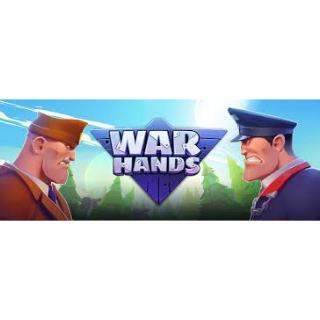 WarHands - Rare Pack